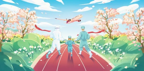 吉祥航空超12万套往返机票答谢援鄂医护