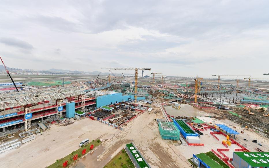 深圳机场新一期扩建工程加快建设 三跑道卫星厅新货站将带来哪些变化?