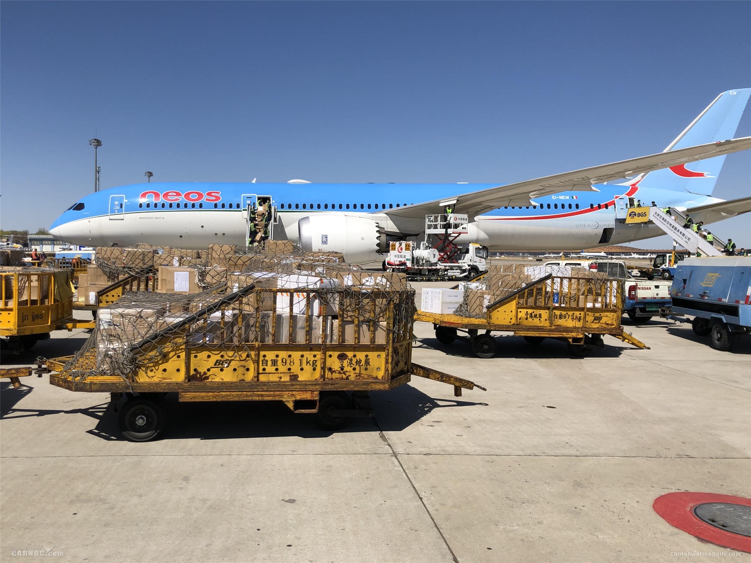 东部机场集团1万只口罩驰援意大利航空业
