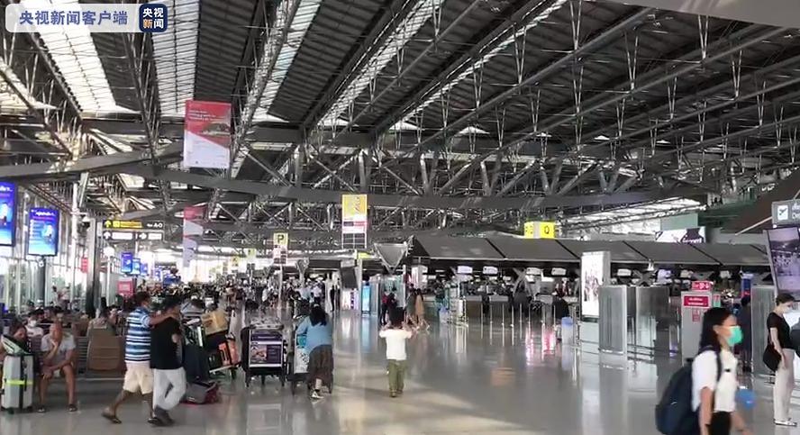 受疫情影響 泰國七家航空公司向政府提出緊急財政救援