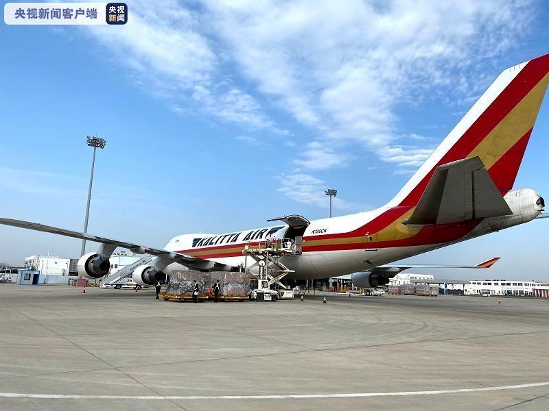 合肥机场暂时取消国际客运航线 国内航线逐步恢复中