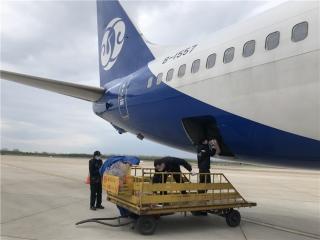 26位英雄凱旋 江西航空再派包機接江西省援鄂醫療隊回家