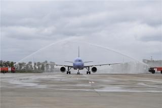 臺州機場圓滿完成援鄂醫療隊包機保障任務
