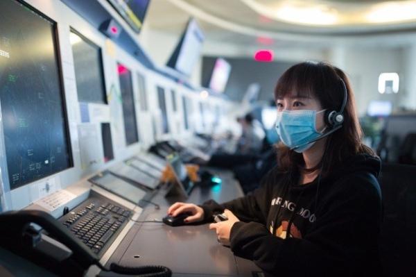 西安区域管制中心圆满完成两会航班保障任务