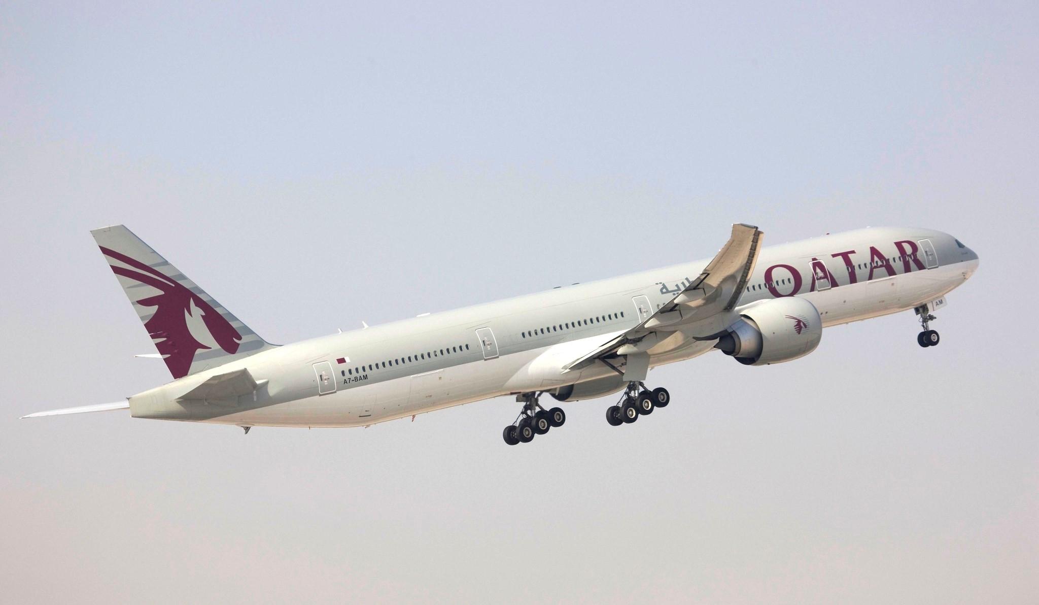 欧洲民航出现报复性需求 卡塔尔航空增加雅典航班