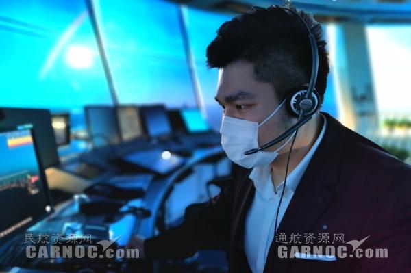畅通天路 黑龙江空管分局积极做好复工复产航班保障工作