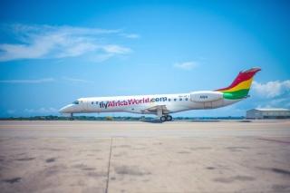 海航旗下非洲世界航空助力加納政府抗擊疫情