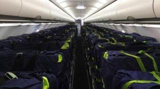 EASA通過飛機載物座椅袋認證 A320可快速改裝成貨機