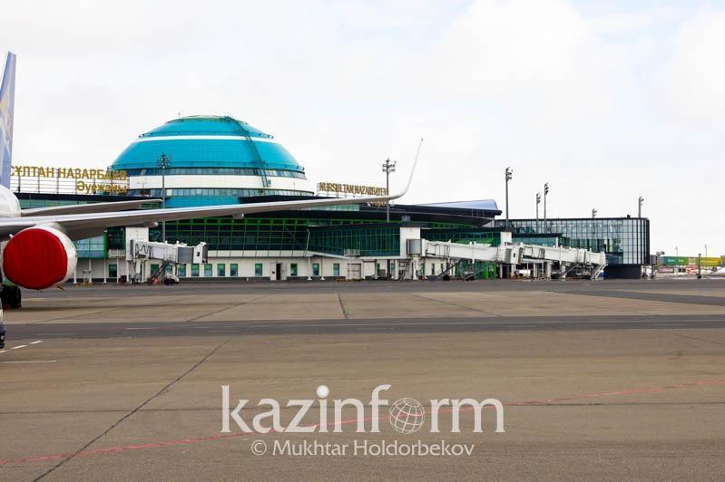 """哈萨克斯坦首都国际机场IATA机场代码变更为""""NQZ"""""""