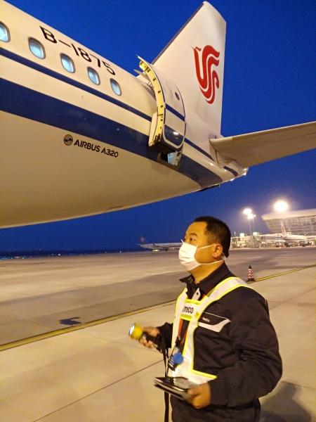 复航!重启!——Ameco保障国航在武汉机场复航首飞