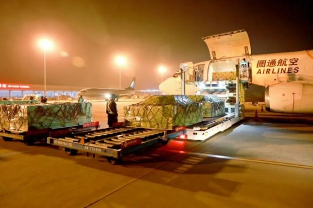 2020年陕西首条国际货运航线正式开通!