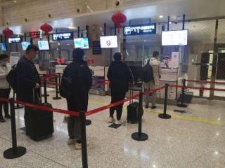 霍林河機場旅客吞吐量持續回暖