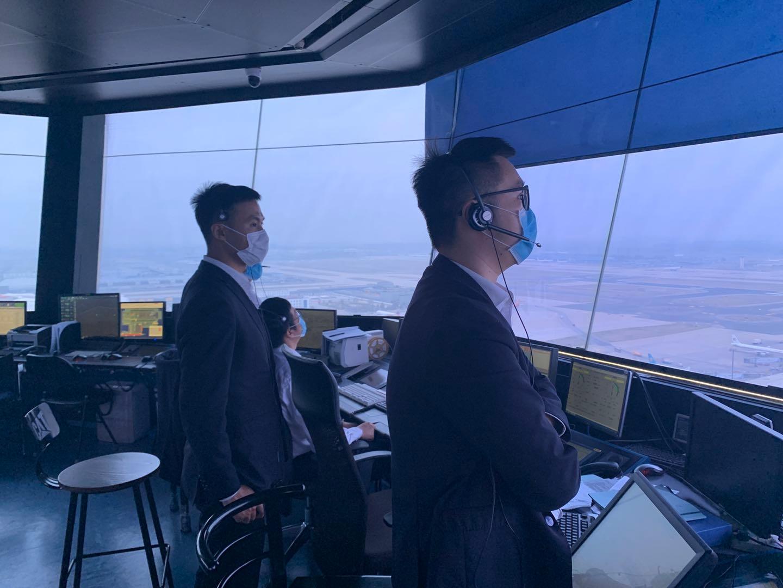 华北空管顺利保障最后一批北京援鄂医疗队航班凯旋