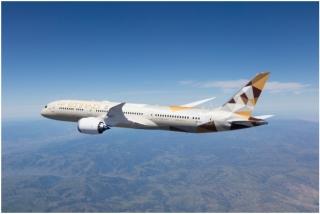 阿提哈德航空發布運營航班公告和復航計劃概要