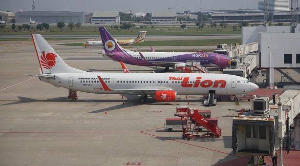 疫情致航班停飞 泰国8家航司联名向政府申请低息贷款