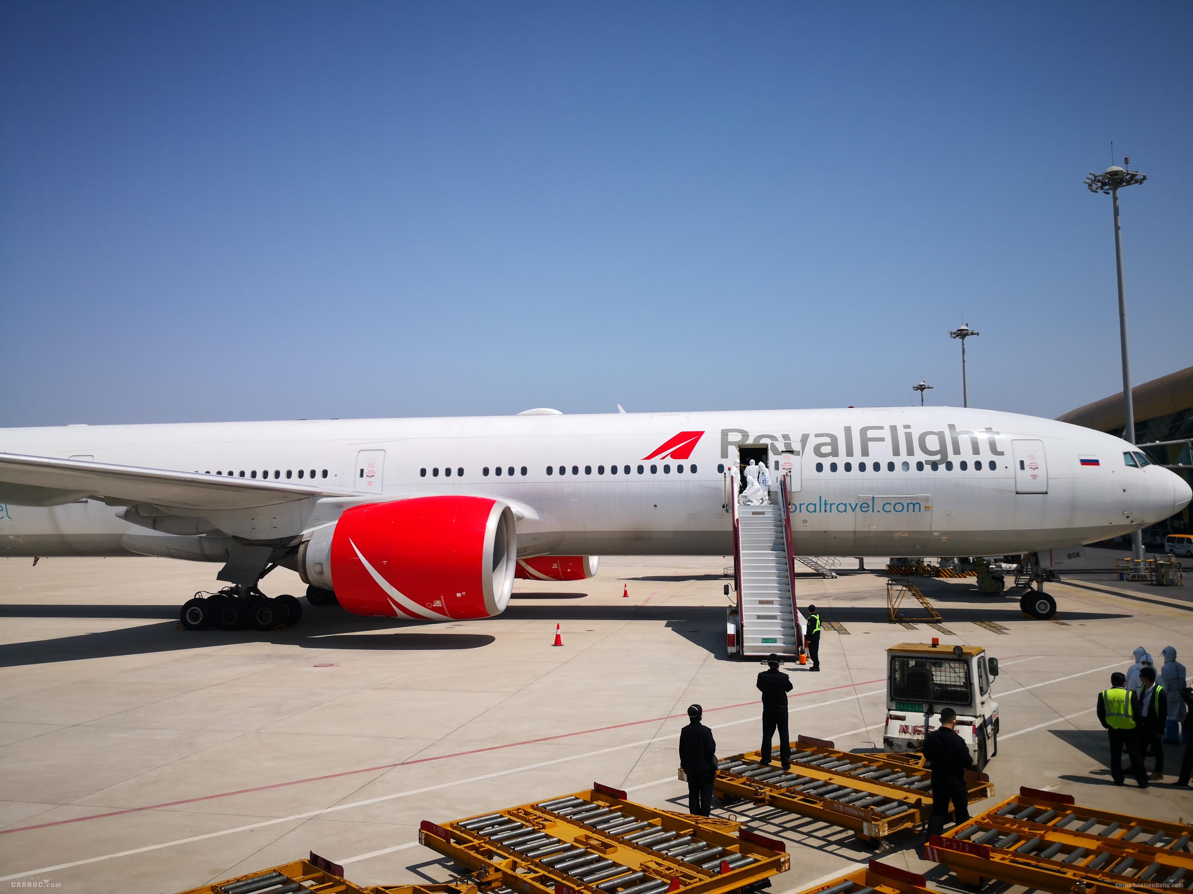 合肥新桥机场本周计划执行国际全货机22班