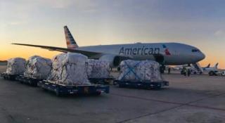 航司貨運又現新紀錄!美航用777運了115349磅大豆