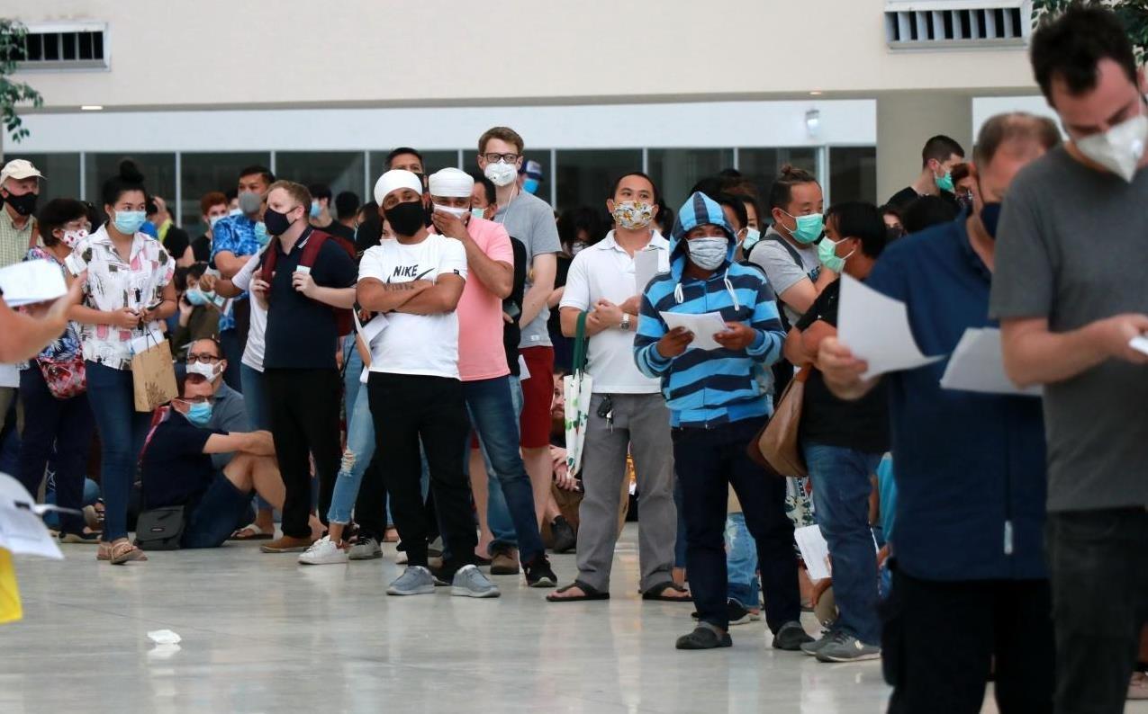疫情持续 在泰国停留的外籍人士签证将自动延长至7月31日
