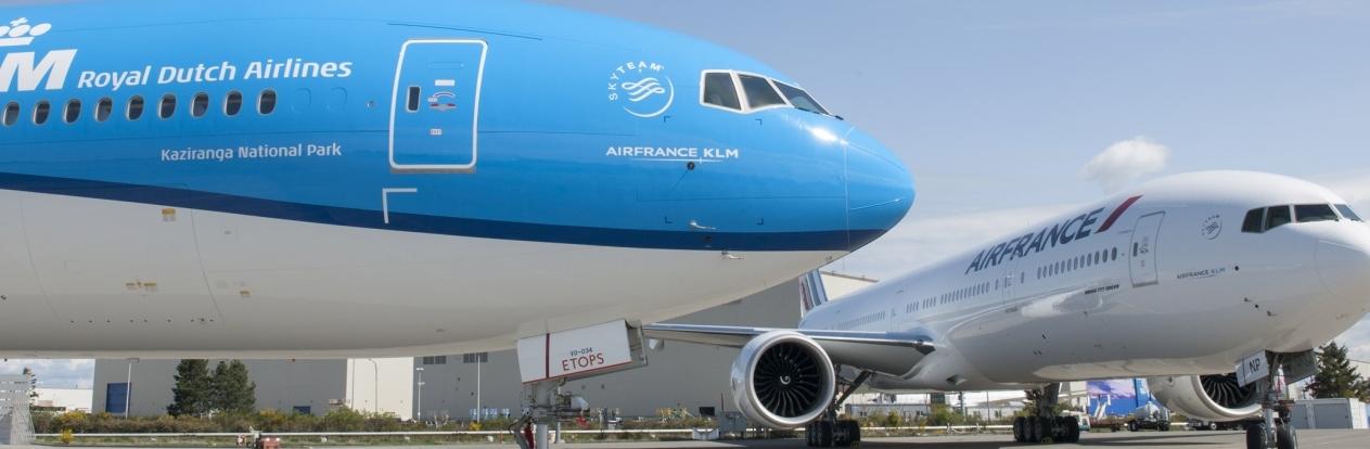 法荷集团与法国航空获70亿欧元资金援助以战胜新冠疫情危机