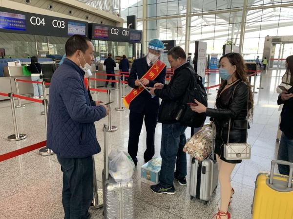 东航甘肃分公司全力守护旅客出行安全