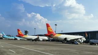黃山機場5月起將陸續恢復和新增多條航線