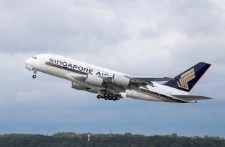 新加坡航空4架A380將封存在沙漠飛機倉庫