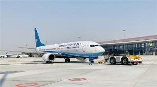 明起,廈航集團每天執行北京大興航班超80班