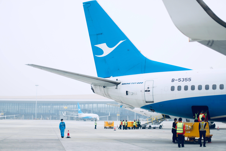 厦航北京大兴—广州商务干线圆满首航