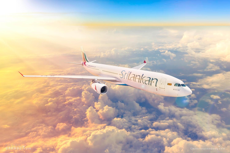 斯里兰卡航空开通飞往欧洲、中东、远东以及印度次大陆的货运航班
