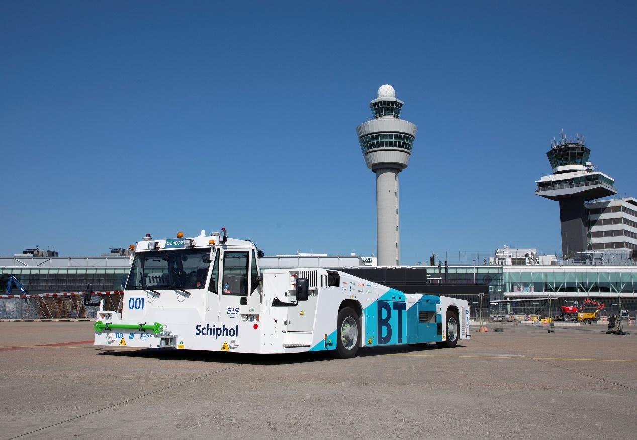 史基浦机场联手合作伙伴 开启可持续滑行试验