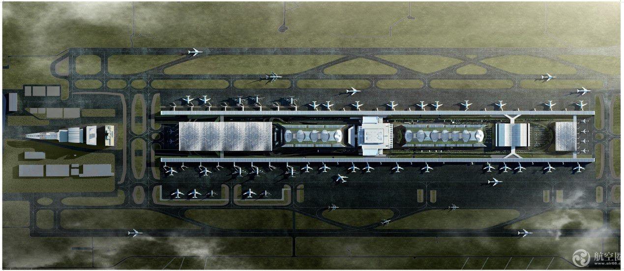 桃园机场三跑规划距油库仅350米 挨批世所罕见