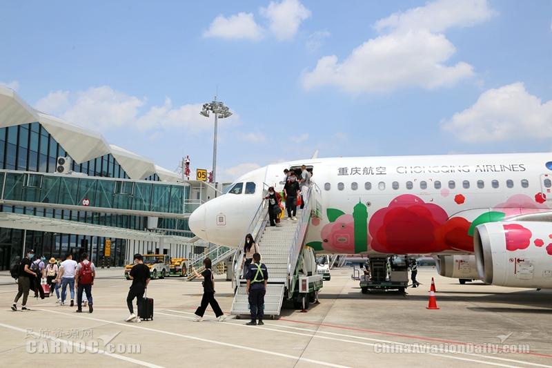 """""""五一""""假期惠州航空市场客运需求回暖"""