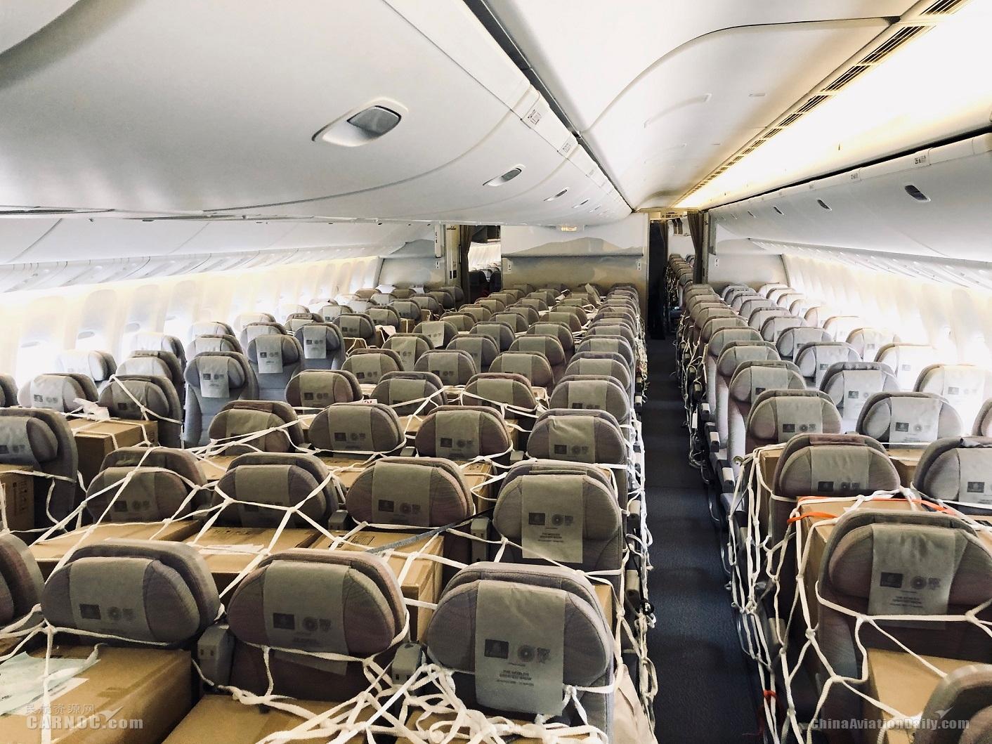 阿联酋航空SkyCargo货运部优化航班运力