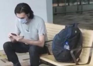 國際航班因疫情停飛,一名德國男子困在印度機場55天