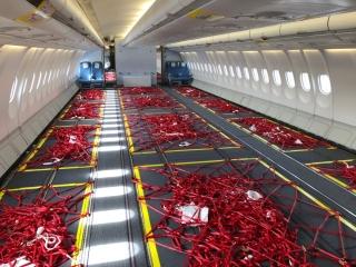 """多图:芬兰航空""""客改货""""两架A330"""