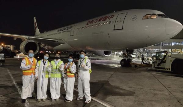 东航马尼拉—上海宵禁航班5月20日起恢复