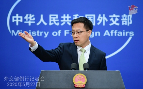 是否计划派更多航班接回海外中国留学生?外交部回应