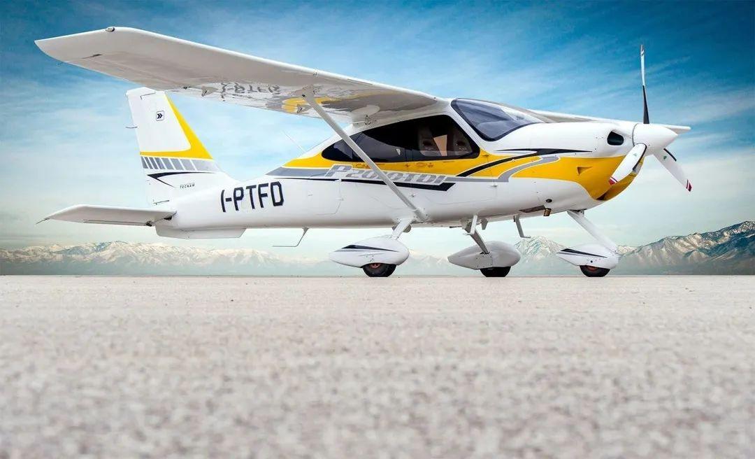 联航神燕、泰克南飞机与大陆航空科技合作推出新型训练机型P2010TDI