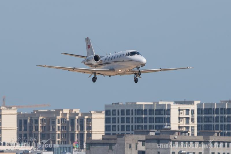 海口美兰国际机场二期6月1日校飞 力争年内具备通航条件