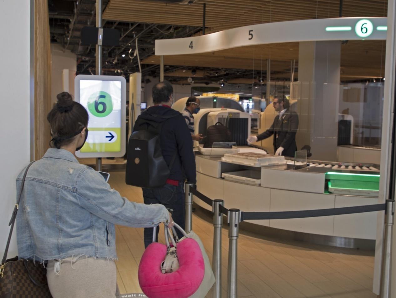 史基浦机场创新升级再出发 迎接航班恢复