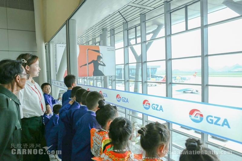 天津航空打造进出贵州空中通道 助力云贵区域经济发展