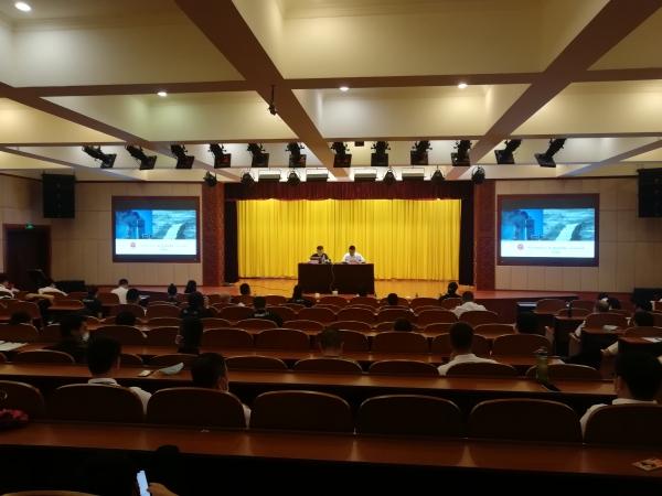 温州机场集团开展反恐专题培训