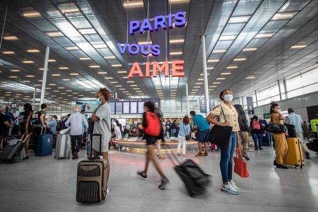 法國重新開放巴黎奧利機場
