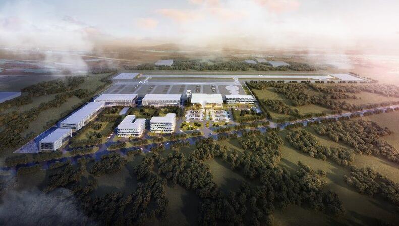 济南商河通用机场项目正式开工建设
