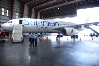 斯里蘭卡航空通過將客機進行貨運改造以增加運力