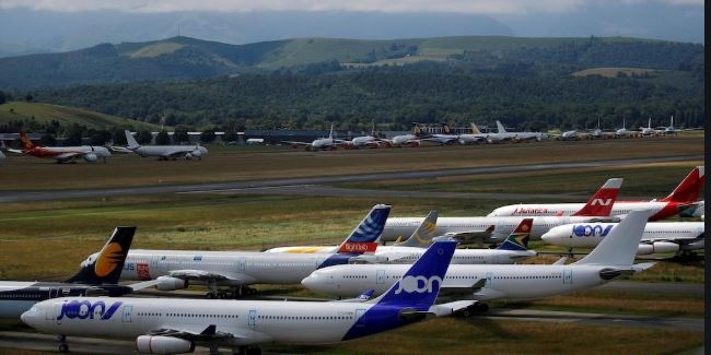 太多飞机停飞 欧洲最大的飞机封存公司也顶不住了