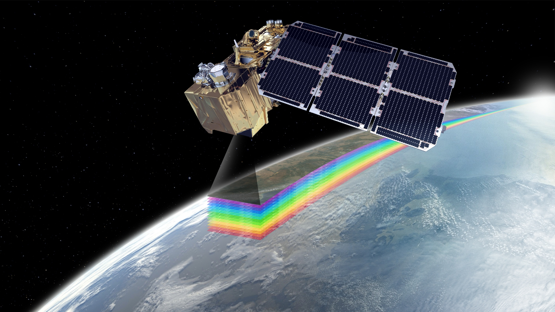空客哥白尼哨兵-2A卫星洞察全球环境五周年
