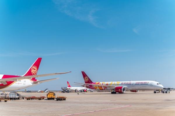 吉祥航空计划执行超2.1万个航班迎接暑运
