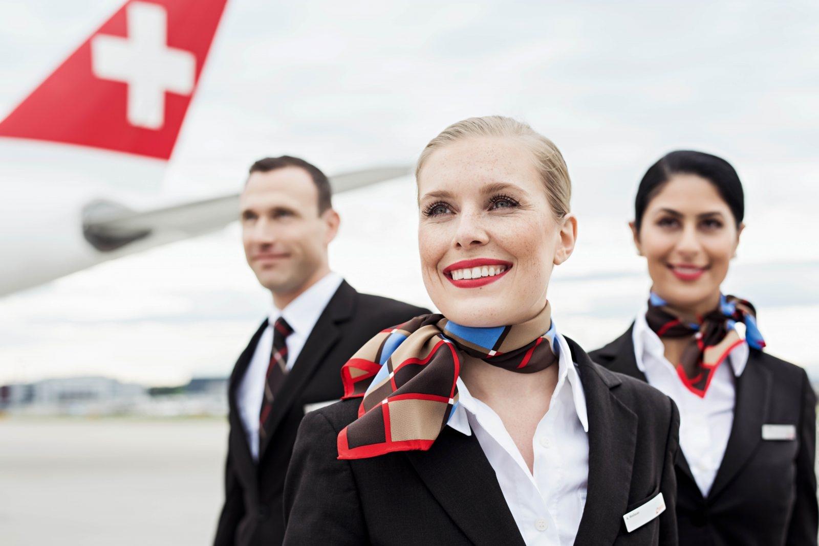 瑞士航空将为自愿离职的新入职空乘提供1050美元补偿