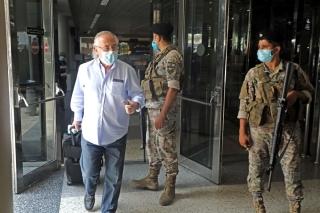 黎巴嫩首都机场重新开放